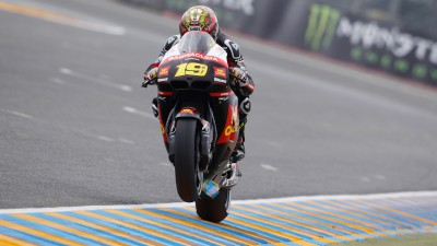 Bautista makes positive start at Le Mans