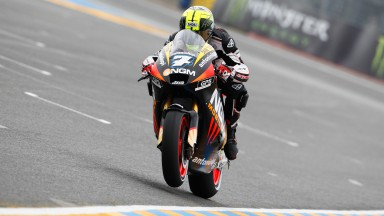 Vermeulen getting to grips with CRT at Le Mans