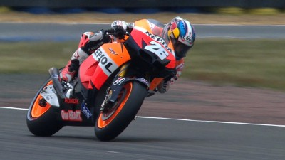 Pedrosa holt Pole in Qualifying-Thriller