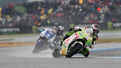Difficult race for Barberá in Le Mans