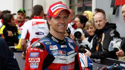 Ellison, mejor piloto CRT en la carrera de Francia