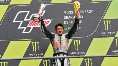 L.ロッシが出身地ルマンで初優勝