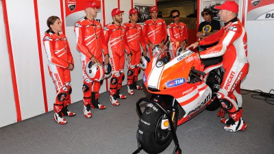 Experience a MotoGP™ pillion ride at Silverstone