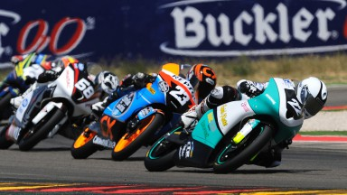 Victory for Amato, Torres and Morales at MotorLand Aragón
