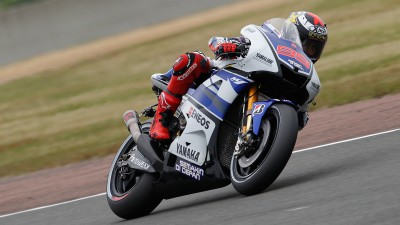Yamaha's Lorenzo arrives at Catalunya in confident mood