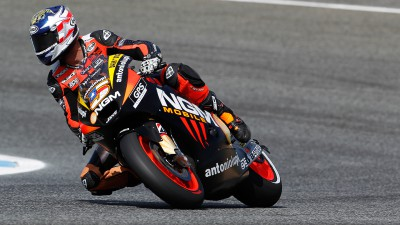 Edwards regressa em Montmeló