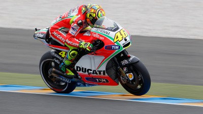 """Rossi: """"In Catalunya per migliorare anche sull'asciutto"""""""