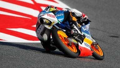 Viñales heads final free practice at Catalunya
