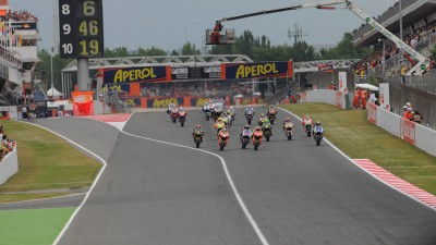 MotoGP™ remains at Catalunya for one-day test