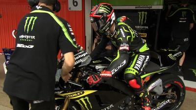 Dovizioso conclut en tête du Test MotoGP™ à Catalunya
