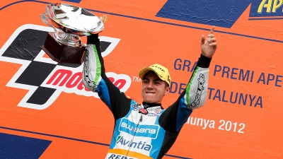 M.ビニャーレス、地元カタルーニャでキャリア初優勝