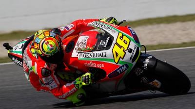 MotoGP™-Testprogramm geht in Aragón weiter