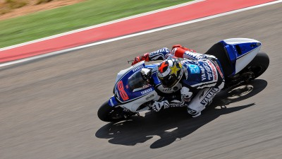 Yamaha Factory tire un bilan positif du Test d'Aragón