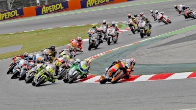 Moto2™ contingent to scrap it out on British soil