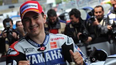 Yamaha confirme Lorenzo pour 2013 et 2014