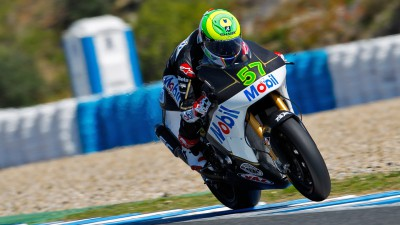 Granado in history books with Moto2™ debut at Silverstone