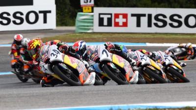 Red Bull Rookies : Baldassarri vs Deroue à Silverstone