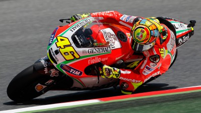 Ducati Team travels to Silverstone