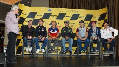 British riders compete in MotoGP™ Olympics