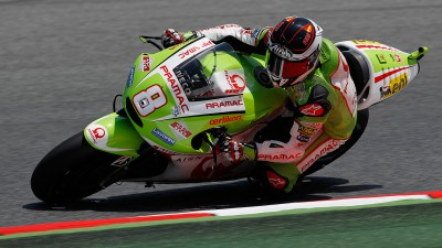 Barberá looks to make amends at Silverstone