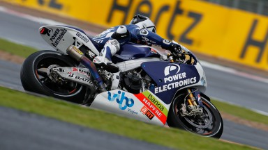 De Puniet fastest CRT rider in opening practice sessions