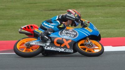 Miguel Oliveira parte para a corrida de Silverstone da quarta linha