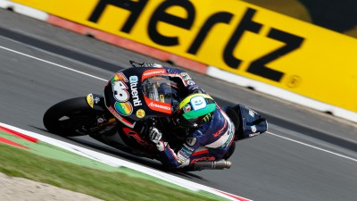 First intermediate-class pole for Espargaró at Silverstone