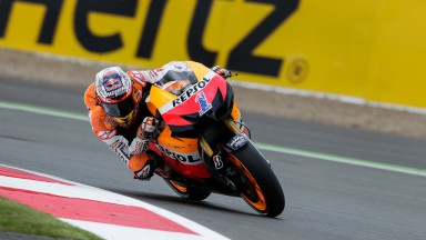 Solid qualifying for Repsol Honda Team at Silverstone