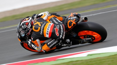 Warm-Up Moto2™ : Márquez devant Espargaró et Redding
