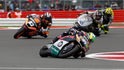 Espargaró takes stunning victory at Silverstone