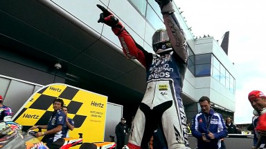 Lorenzo takes dominant win at Silverstone