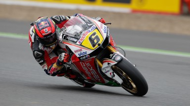 Bradl takes positive from Silverstone