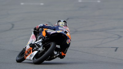 Red Bull MotoGP Rookies: Oettl with perfectly judged win in Silverstone 2