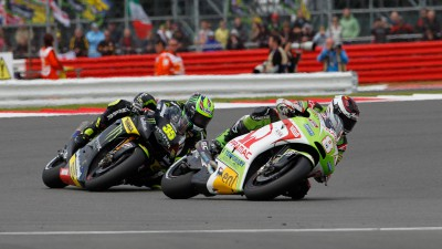 Tenth place for Barberá at Silverstone