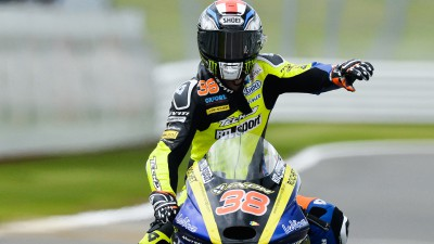Smith soaks up home support for season best at Silverstone