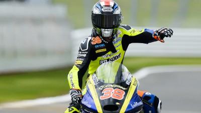 Smith alcanza su mejor resultado del año en Silverstone