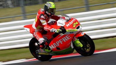 Mapfre Aspar team fights back at Silverstone