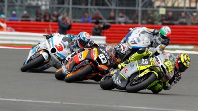 Iannone closing in on top three