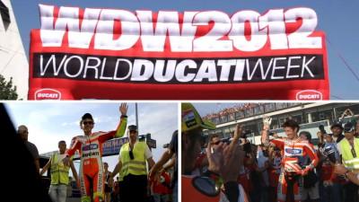 Record di presenze e di entusiasmo al WDW2012.