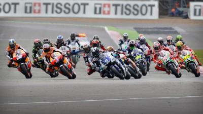 Iveco TT Assen: Racing numbers