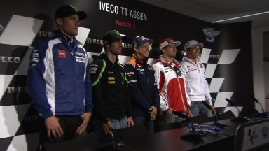 Stoner on a mission as Iveco TT Assen kicks-off MotoGP™ busy-season