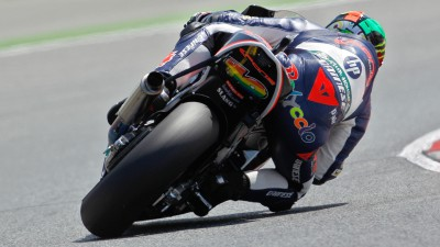 Espargaró goes fastest in Assen first free practice