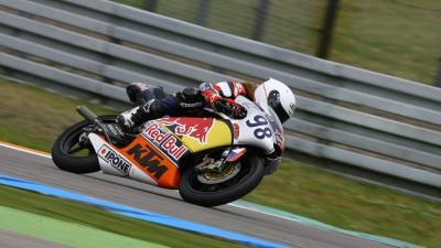 Red Bull MotoGP Rookies: Hanika storms to Assen Pole