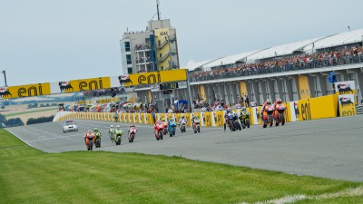German Motorcycle GP secured until 2016