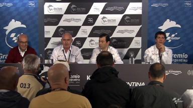 Termas de Rio Hondo pronte ad ospitare la MotoGP™ nel 2013