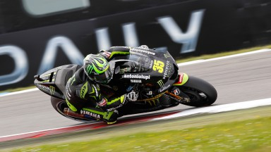 Crutchlow and Dovizioso target strong race at historic Assen