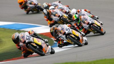 Red Bull MotoGP Rookies: Alt's last lap victory