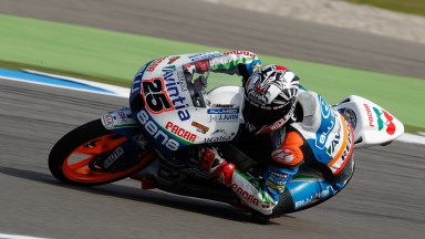 Viñales quickest in Assen morning warm-up