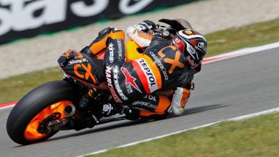 Marquez: 'Belli gli ultimi due giri con Iannone'