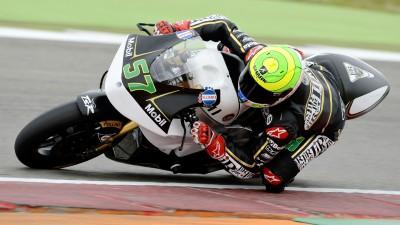 Granado ganha importante experiência no Dutch TT